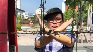 Ông Trương Duy Nhất được cho là bị bắt tháng 1/2019 khi đang tìm đường xin tỵ nạn tại Cao ủy LHQ ở Bangkok