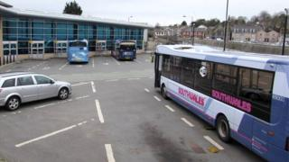Bridgend bus station