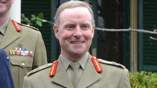File photo: Lt Gen David Morrison, 6 April 2015