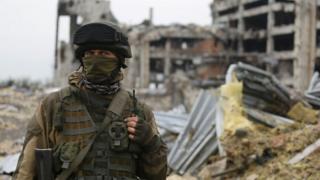 Сторонник самопровозглашенных республик Донбасса