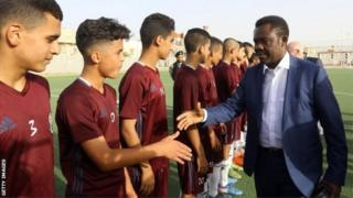 La Libye espère que la Fifa va lever les sanctions