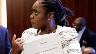 For 2011, Kemi Adeosun even use dis same certificate become Finance Commissioner for Ogun State south west Nigeria, according to Premium Times
