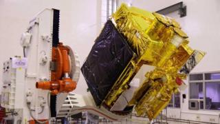An image of Astrosat before its mission