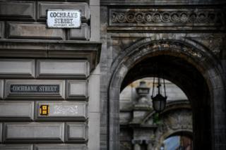 Cochrane Street, Glasgow