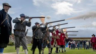 Fort George Festival