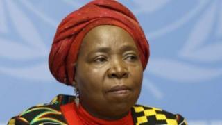 Nkosazana Dlamini-Zuma azorangiza amabanga yiwe mu kwezi kwa mbere
