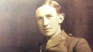 Captain Angus McKenzie Forsyth