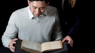 """英國大英圖書館(British Library)將在北京展出一批體現英國文化的""""鎮館之寶"""""""