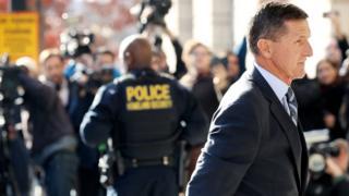 Michael Flynn a été présenté à un juge ce vendredi et a plaidé coupable pour fausses déclarations au FBI.