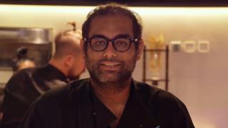 Гагган Ананд - засновник і шеф-кухар ресторану індійської кухні в Бангкоку