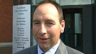 Pembrokeshire council former leader Jamie Adams