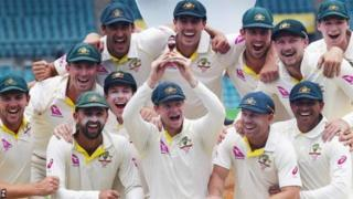 ٹیم آسٹریلیا