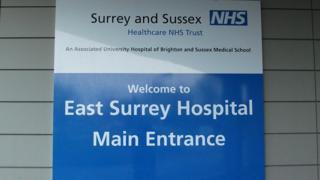East Surrey Hospital, Redhill