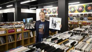 HMV Birmingham: Can a record store work in a digital age?