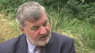 Lord Alderdice
