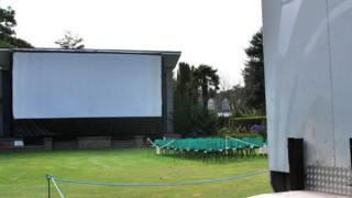Previous festival at Howard Davis Park