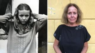 1968年时,伊凡娜·多莱热洛娃还是一个19岁的少女。