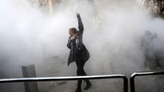اعتراضات دی ماه سال ۹۶