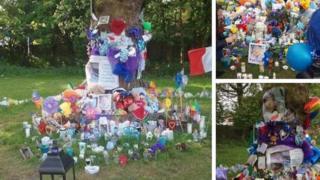 Alfie Evans memorial