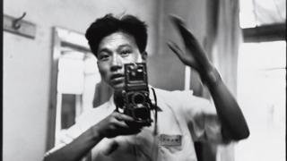 لی ژنشنگ در جوانی