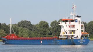 судно в Криму