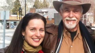 Margot von Sluytman e Glen Flett