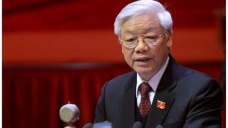 Tổng bí thư ĐCSVN Nguyễn Phú Trọng