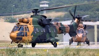 Cogar tipi helikopter