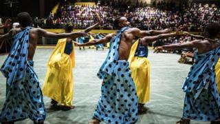 Intore mu Rwanda