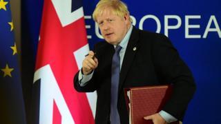 تایید توافقنامه جدید برگزیت به دست رهبران اروپا