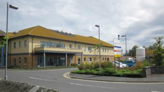 Galloway Community Hospital