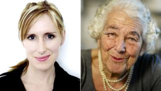 Lauren Child and Judith Kerr