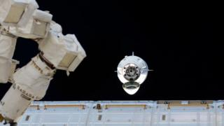 SpaceX-Dragon-docking-with-International-Space-Station.