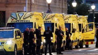 Barcelone : opération policière suite à l'attentat