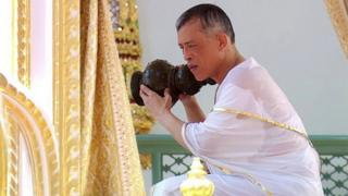 Thai King Vajiralongkorn: Coronation in pictures