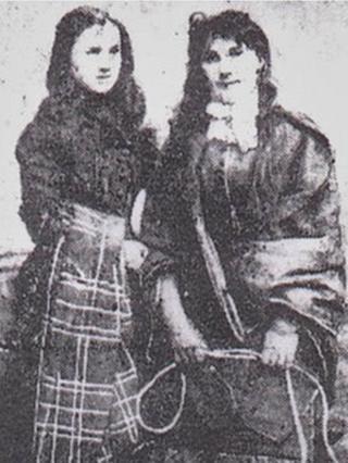 Jennie a Margaret Ace