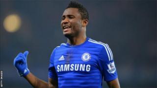 A Chelsea, John Obi Mikel n'a même pas joué un match depuis le début de la saison.