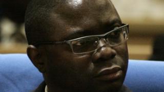 L'ancien ministre de la Justice du Malawi, Ralph Kasambara, a été arrêté le 8 novembre 2013.