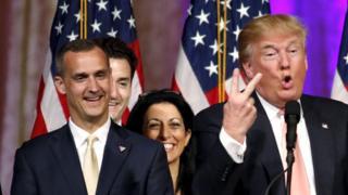 Lewandoski y Trump