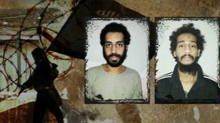 خروج دو عضو 'بیتلهای جهادی' از شمال سوریه