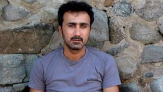 Sajid Hussain (family photo)