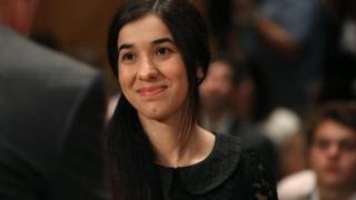 L'irakienne Nadia Murad a reçu le prix Nobel de la paix 2018 pour sa lutte contre le viol comme arme de guerre