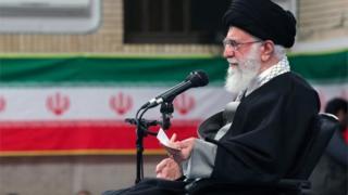 Ayatollah Ali Khamenei (08/02/20)