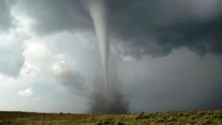 Một trận vòi rồng tại Hạt Ellis, Oklahoma hôm 4/5/2007