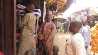 Kasuwar Monday Market Maiduguri