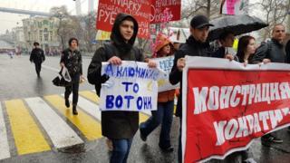 Монстрация, Владивосток