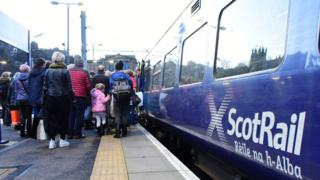 ScotRail: New timetables will 'add an extra 10,000 seats'