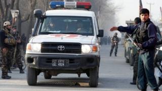 هجوم انتحاري بالقرب من مقر المخابرات الأفغانية في كابول