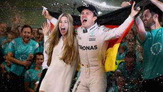 En 2014 et en 2016, Nico Rosberg avait terminé vice-champion du monde derrière Lewis Hamilton.