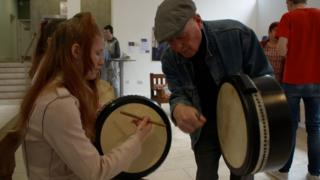 drumming project